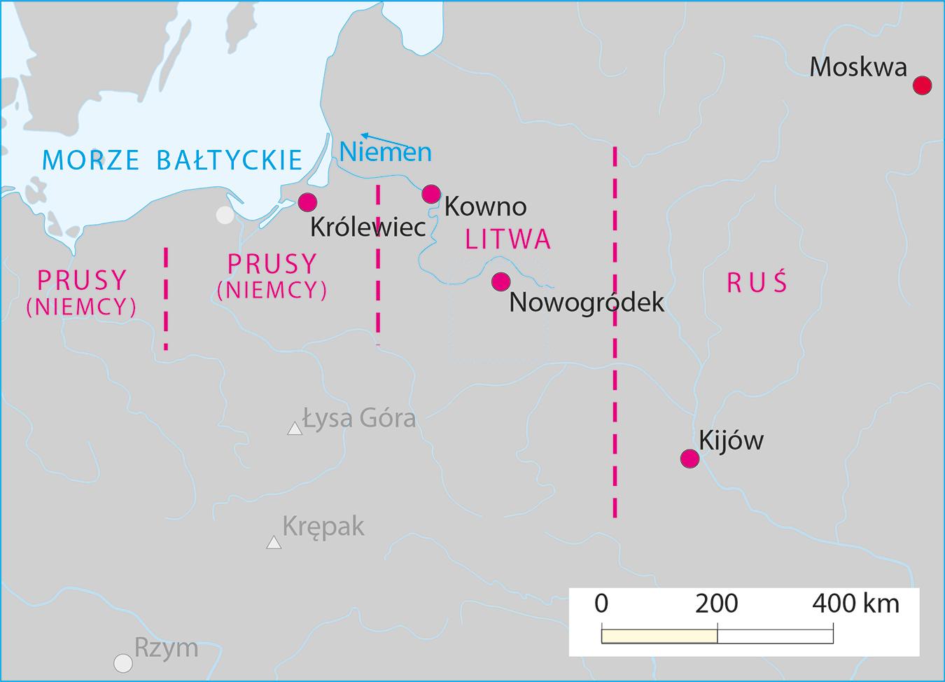 Nowa Panorama Literatury Polskiej Ballady I Romanse Mapy