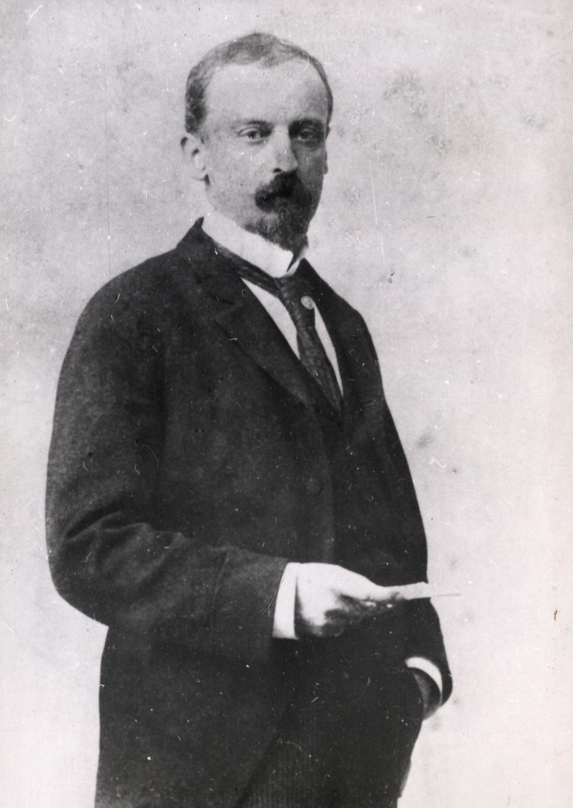 Sienkiewicz H. ok. 1901 r.