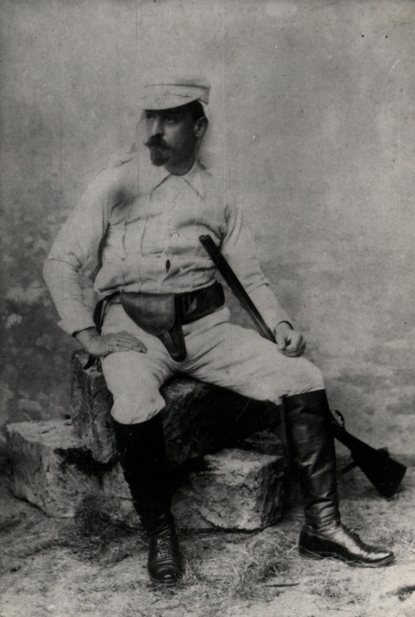 Sienkiewicz H. wAfryce