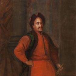 Portret Jana Wielopolskiego wojewody krakowskiego, przed 1668, Muzeum Narodowe w Kielcach